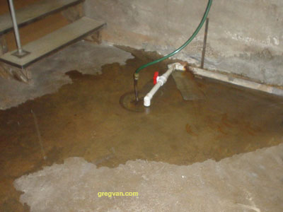 Sump Pump Damage Is Not Uncommon In A Basement. If Your Home Has A Basement,  I Would Imagine That You Have Had To Replace The Sump Pump If Water  Accumulates ... Pictures