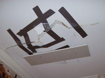 Temporary Ceiling Repair - Ceiling Repair IDI Design - Repair Ceiling IDI  Design - Repair Ceiling - Repair Ceiling IDI Design